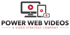 Video Production and Marketing Services by Power Web Videos Logo